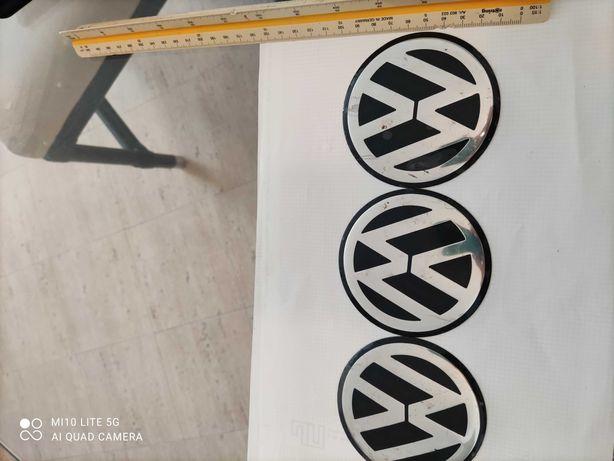 Tampões de roda WW