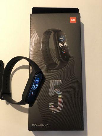 Xiaomi mi band 5, jak NOWY