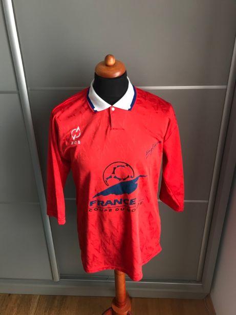 Koszulka Mistrzostwa Świata Francja 1998 Vintage rozm. M