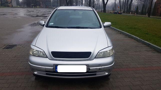 Opel Astra 1,6 ben 1999r,I właś. w kraju od 7 lat,Sprawny,Do jazdy