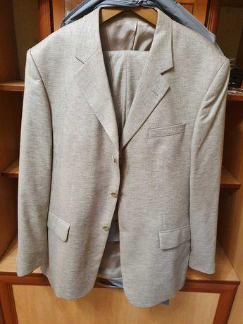 Мужской костюм: пиджак, брюки. Новый