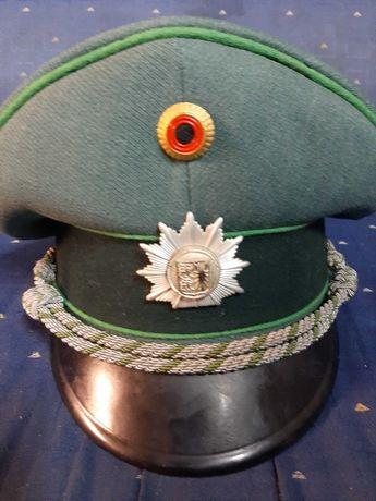Uniforme  da Polícia Alemã