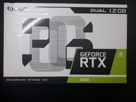 Відеокарти Rtx 3060 12gb нові запаковані lhr