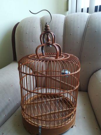 Gaiola para pássaros