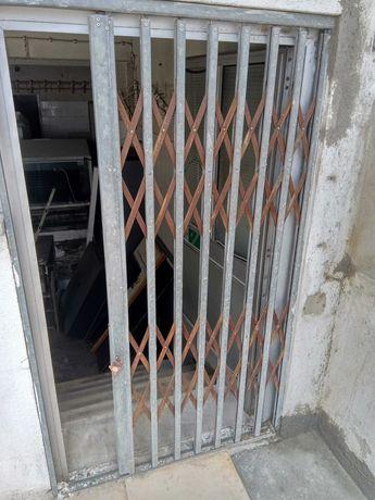 porta lagarta para restauro