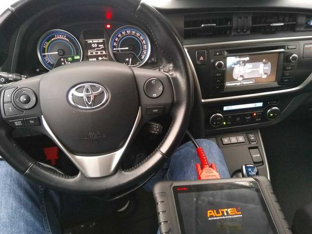 Weryfikacja pojazdu, diagnostyka, pomoc przy zakupie samochodu