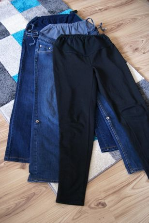 Spodnie, tunika ciążowa