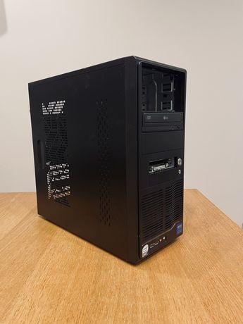 Stary komputer stacjonarny biurowy czesci komputerowe