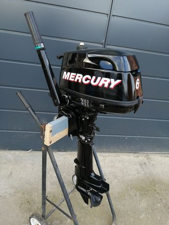 Silnik zaburtowy Mercury 6 stopa s ponton łódka