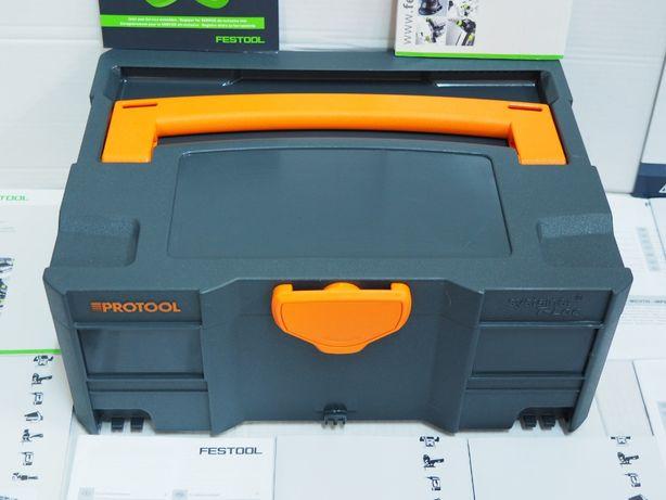 PROTOOL walizka systainer SYS 2 festool skrzynka Ets 150,Ro 150 Df 500