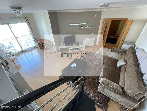 Apartamento  T3 Duplex + T1 equipado e mobilados  centro de  Fátima