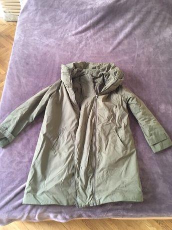 Демисезонная куртка для беременных вагітних