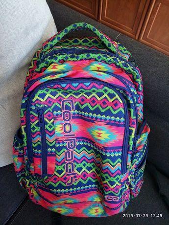 Piękny pojemny plecak
