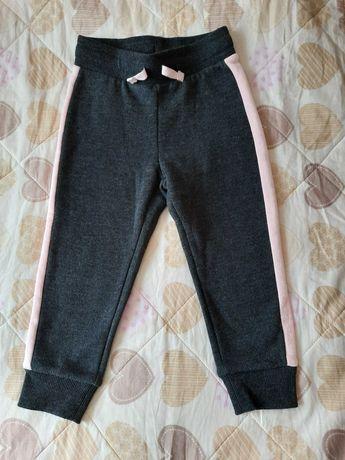 Новые спортивные штаны H&M для девочки