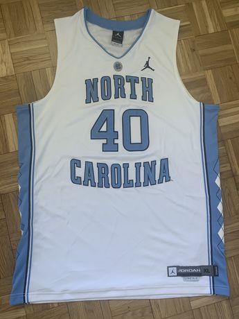 Koszulka meczowa North Carolina Authentic Game Jersey Jordan