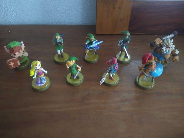 Amiibos Legend of Zelda Link