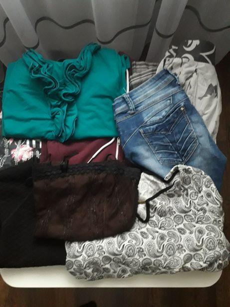 Paka, zestaw ubrań damskich rozm M