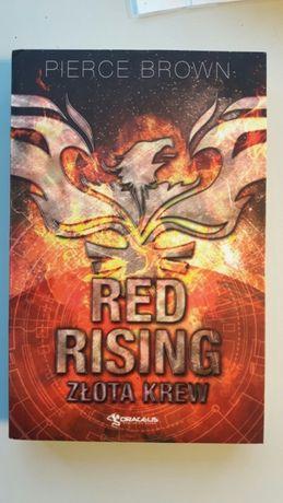 Red rising: Złota krew - Pierce Brown - książka nowa