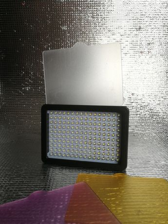 Luz Led 160 para Video/Fotografia