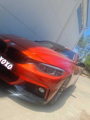Bmw 420D  coupe kit m-performance