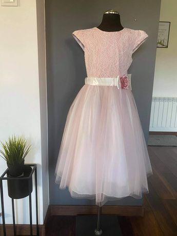 Sukienka wizytowa dla młodej damy
