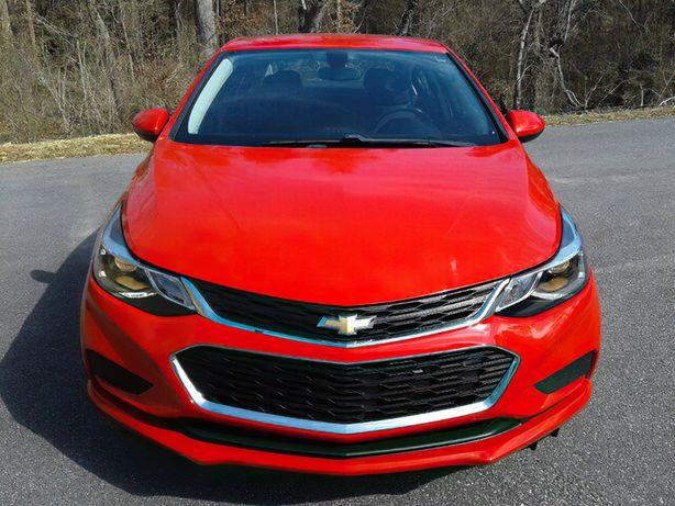 Продам_Chevrolet Cruze 2017