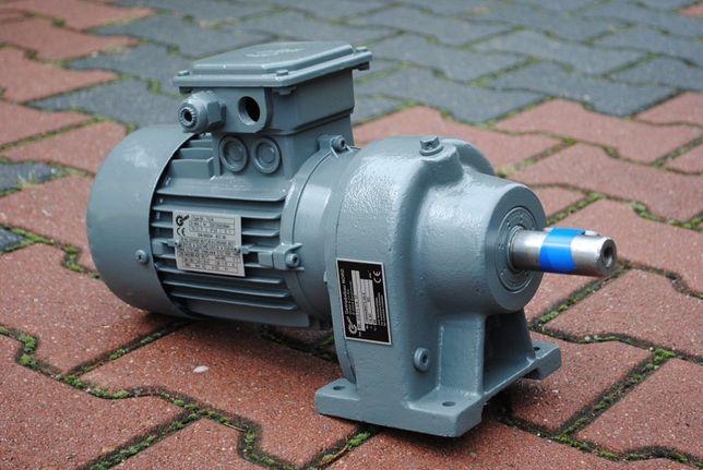Silnik elektryczny. Motoreduktor 0.37kw. 86obr./min.. Firmy NORD.