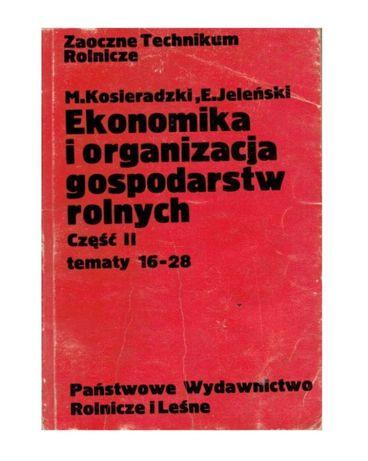 Ekonomka i organizacja gospodarstw rolnych 1977 r.