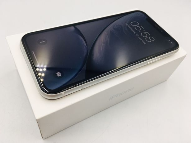 iPhone XR 64GB WHITE • PROMOCJA • GWARANCJA 1 MSC • AppleCentrum