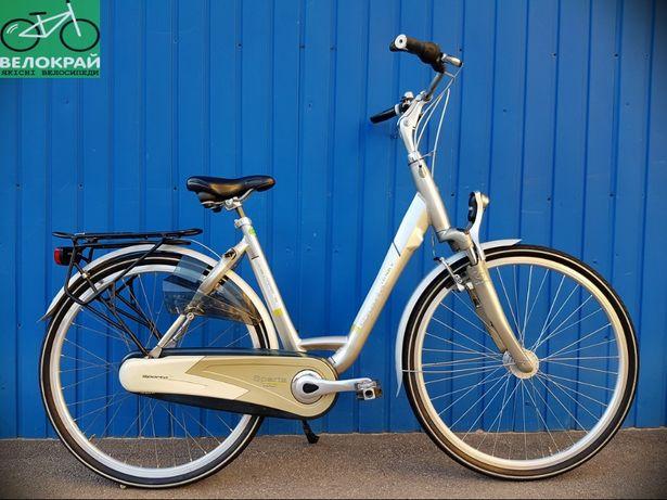 Голландський 28 велосипед Sparta планетарка 8 динамовтулка #Велокрай