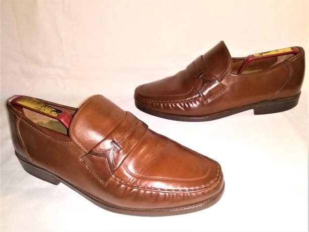 туфли Clarks мужские б/у Размер 42,5 или 8,5 стелька 27,3см
