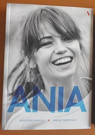 biografia Ania Przybylska NOWA
