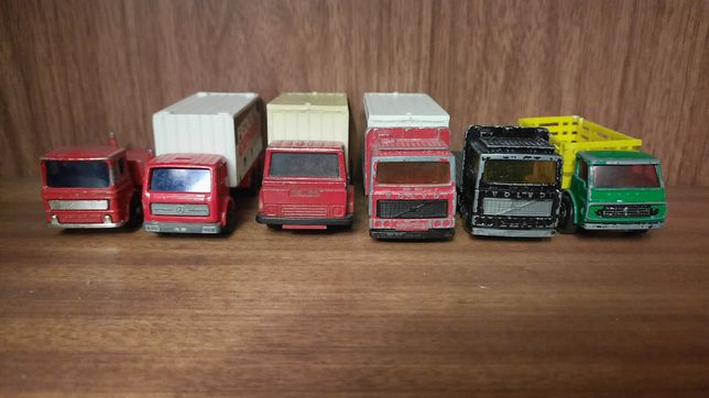 Matchbox resoraki ciężarówka