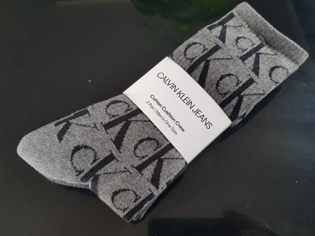Skarpety Calvin Klein Jeans 2 Pack One Size