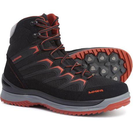 Lowa Innox Gtx треккинговые зимние ботинки,как Salomon,Scarpa