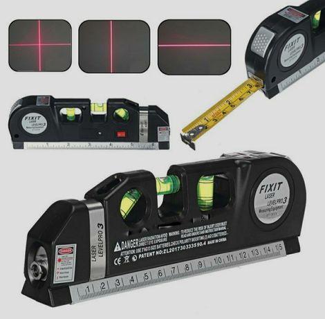 Продам Лазерный уровень с рулеткою