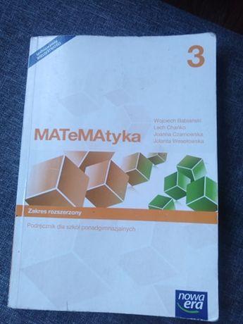 Matematyka 3 poziom podstawowy i rozszerzony