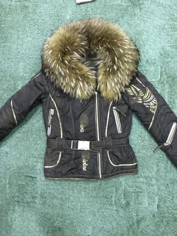 Теплый зимний костюм