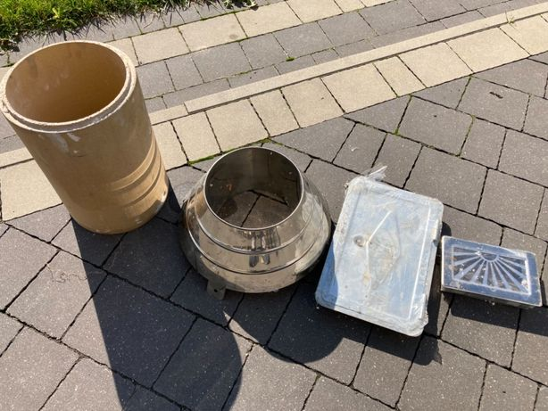 Wkład ceramiczny do komina fi 200