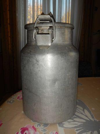 алюминиевый бидон 10л СССР