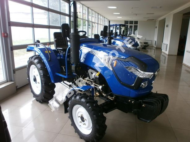 Новий Мінітрактор ОРІОН RF 244 ДВ трактор в кредит безкоштовна доставк