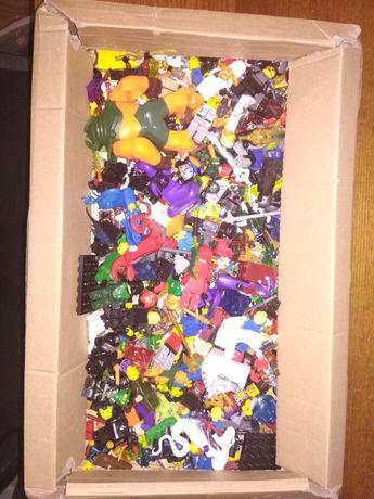 Lego Ninjago мініфігурки