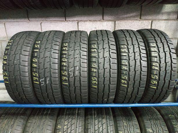 Зимові шини 195/70 R15C MICHELIN