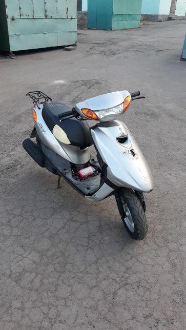 Yamaha jog SA36 разборка
