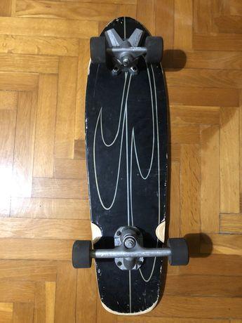 Skate Surskate usado