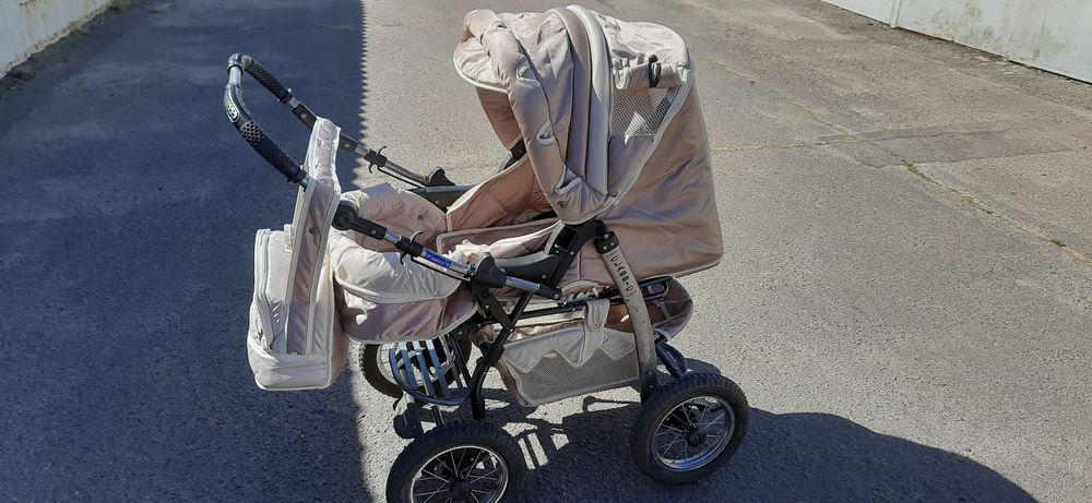 Продам коляску-трансформер зима-лето Николаев - изображение 1