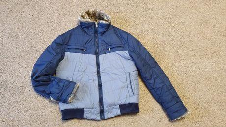 Зимняя мужская  курточка  М