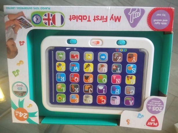 Moj pierwszy tablet,dla dzieci j.angielski.Nowy.