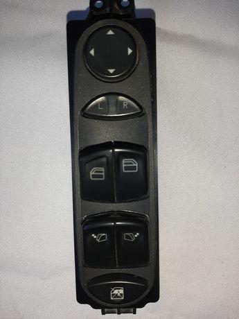 Блок кнопок стеклоподъемников Mercedes Viano 2008 год.