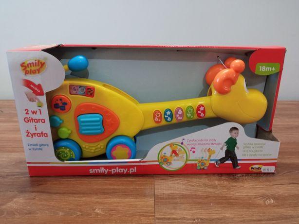 Gitara i żyrafa Smily Play